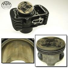 Zylinder & Kolben hinten Suzuki VZ800 / M800 Intruder (WVB4)