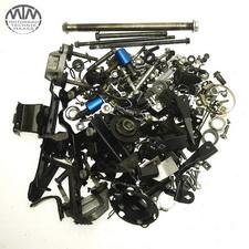 Schrauben & Muttern Fahrgestell Kawasaki ZZR1100 (ZXT10D)