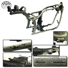 Rahmen, US Title, U-Bescheinigung & Messprotokoll Yamaha XVS1100 Drag Star Classic (VP)