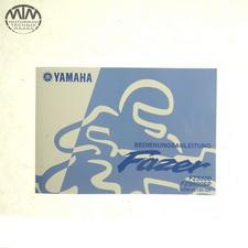 Bedienungsanleitung Yamaha FZS600 Fazer (RJ02)