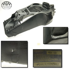 Rahmen, US Title & Messungsprotokoll Buell XB12R Firebolt