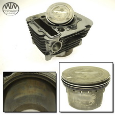 Zylinder & Kolben Yamaha XT600E (3UW)