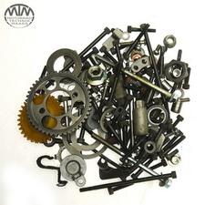 Schrauben & Muttern Motor Yamaha XT600E (3UW)