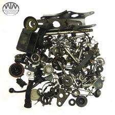 Schrauben & Muttern Fahrgestell Yamaha XT600E (3UW)