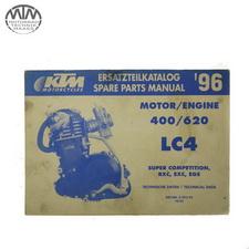 Ersatzteilkatalog KTM 620 LC4 (GS620RD)