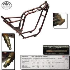 Rahmen, Fahrzeugpapiere & Messprotokoll Suzuki VS1400 Intruder (VX51L)