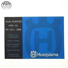Betriebsanleitung Husqvarna SM125S (H200AB)