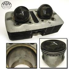 Zylinder & Kolben Yamaha XS400 (2A2)