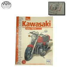 Reparaturanleitung Kawasaki Zephyr 750 (ZR750C)