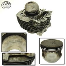 Zylinder & Kolben vorne Yamaha XV750 SE Special (5G5)