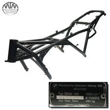 Rahmen, Fahrzeugbrief, Fahrzeugschein & Messprotokoll BMW K1100RS