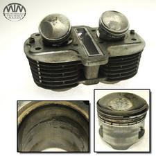 Zylinder & Kolben Suzuki GS400E