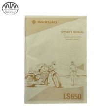 Fahrer Handbuch Suzuki LS650 Savage (NP41B)