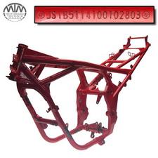 Rahmen, Fahrzeugpapiere & Messprotokoll Suzuki GSF650A Bandit ABS (WVB5)