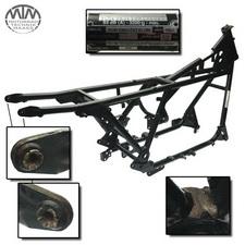 Rahmen, Fahrzeugpapiere & Messprotokoll Moto Guzzi California 1100ie Spezial