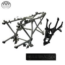 Rahmen, Fahrzeugbrief & Fahrzeugschein BMW R1200GS (K25)