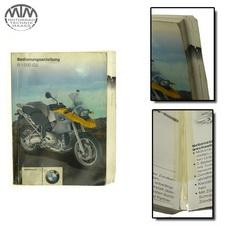 Bedienungsanleitung BMW R1200GS (K25)