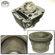 Zylinder & Kolben Yamaha TT600R Belgarda (DJ01)