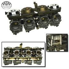 Vergaser, Vergaserbatterie Yamaha XJ600 (3KN)