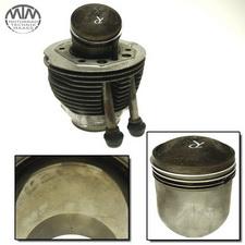 Zylinder & Kolben rechts BMW R75/5