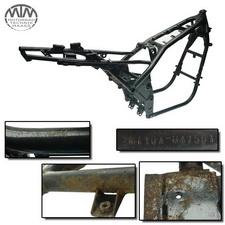 Rahmen, Fahrzeugpapiere & Messprotokoll Kawasaki Zephyr 1100 (ZRT10A)