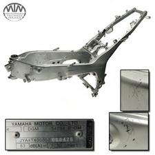 Rahmen, Fahrzeugpapiere & Vermessungsprotokoll Yamaha TDM850 (4TX)