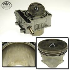 Zylinder & Kolben vorne Suzuki SV650 (AV)