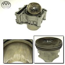Zylinder & Kolben hinten Suzuki SV650 (AV)