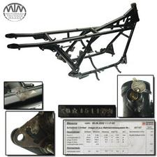 Rahmen, Fahrzeugpapiere & Messprotokoll Moto Guzzi California 1100i