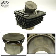 Zylinder & Kolben Honda XBR500 (PC15)