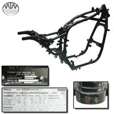Rahmen, Fahrzeugbrief, Fahrzeugschein & Messprotokoll Kawasaki VN15 SE (VNT50A)