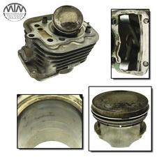 Zylinder & Kolben Honda XR125 (JD19)