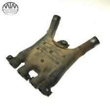 Auspuff Mitteltopf Yamaha XJR1300 (RP02)