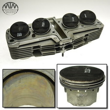Zylinder & Kolben Yamaha XJR1300 (RP02)