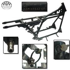 Rahmen, Fahrzeugpapiere & Messprotokoll Moto Guzzi California 3 (VW)