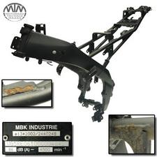Rahmen, COC & Fahrzeugpapiere ,Messprotokoll Yamaha YZF-R125 (RE06)