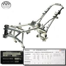 Rahmen, Fahrzeugpapiere & Messprotokoll Moto Guzzi Stelvio 1200 (LZ)