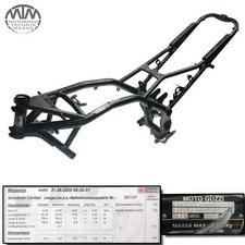 Rahmen, Fahrzeugpapiere & Messprotokoll Moto Guzzi Sport 1200 (LP)