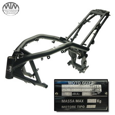 Rahmen, Fahrzeugpapiere & Messprotokoll Moto Guzzi Griso 850ie (LS)