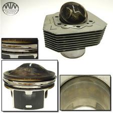 Zylinder & Kolben links Moto Guzzi Griso 850ie (LS)