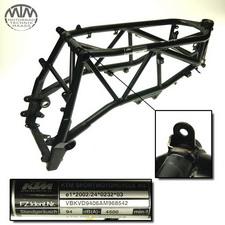 Rahmen, Fahrzeugpapiere & Messprotokoll KTM 990 Super Duke (LC8 EFI)