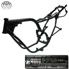 Rahmen, Fahrzeugpapiere & Messprotokoll Honda CB750 Seven Fifty (RC42)