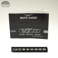 Bedienungsanleitung Moto Guzzi V7 750ie 2 Stone ABS