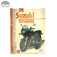 Bucheli Reparaturanleitung Suzuki GSF1200S Bandit (GV75A)