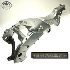 Rahmen, Fahrzeugbrief, Fahrzeugschein & Messprotokoll BMW K1200RS (K41/547)
