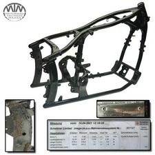 Rahmen, Fahrzeugpapiere & Messprotokoll Yamaha XVS650 Drag Star Classic (VM)