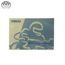 Bedienungsanleitung Yamaha XVS650 Drag Star Classic (VM)
