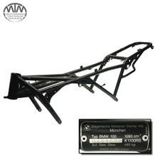 Rahmen, Fahrzeugbrief, Fahrzeugschein & Vermessungsprotokoll BMW K1100RS