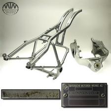 Rahmen, Fahrzeugpapiere & Vermessungsprotokoll BMW R1200C (259C)