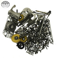 Schrauben & Muttern Motor Yamaha TRX850 (4UN)